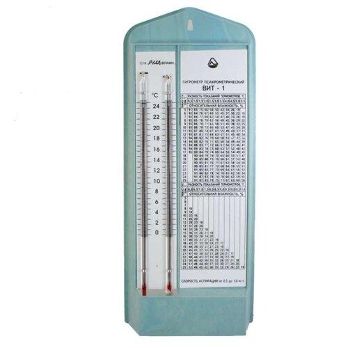 Гигрометр Стеклоприбор ВИТ-1 белый