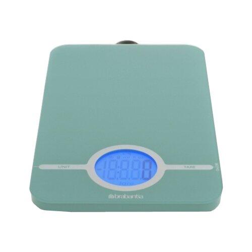 Кухонные весы Brabantia 480720/480744 мятный