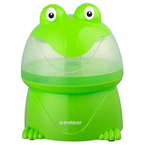 Увлажнитель воздуха ENDEVER Oasis-110, зеленый