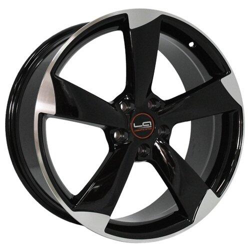 Фото - Колесный диск LegeArtis A56 8x18/5x112 D66.6 ET39 BKF колесный диск legeartis a76 8x18 5x112 d66 6 et39 gmf