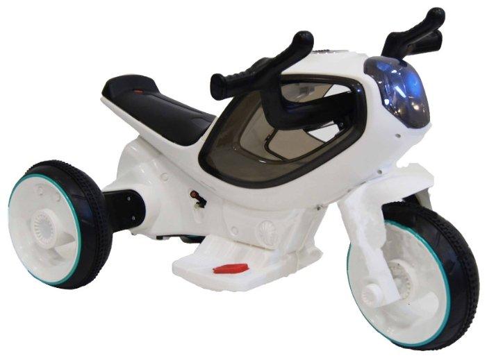 Электромобиль MOTO HC-1388 белый