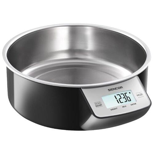 Кухонные весы Sencor SKS 4030 черный