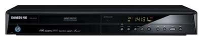 DVD/HDD-плеер Samsung DVD-HR757