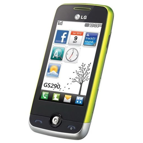 of lg gs290