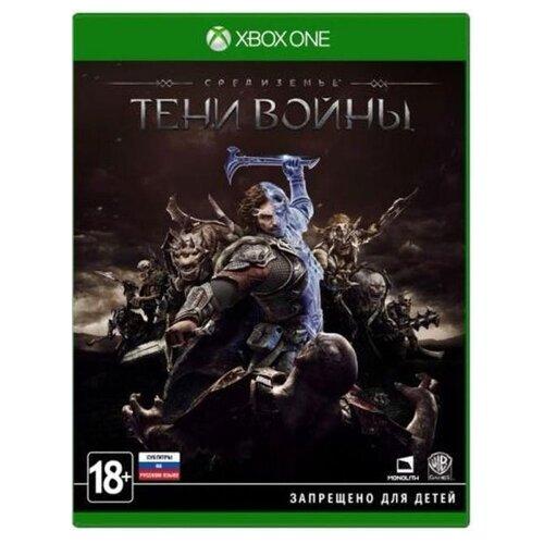 Игра для Xbox ONE Middle-earth: Shadow of War