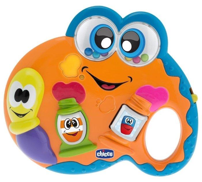 Интерактивная развивающая игрушка Chicco Палитра