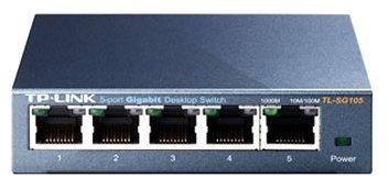 TP-LINK Коммутатор TP-LINK TL-SG105
