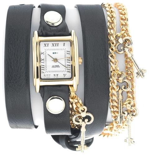 Наручные часы la mer collections механические часы рекорд купить в украине