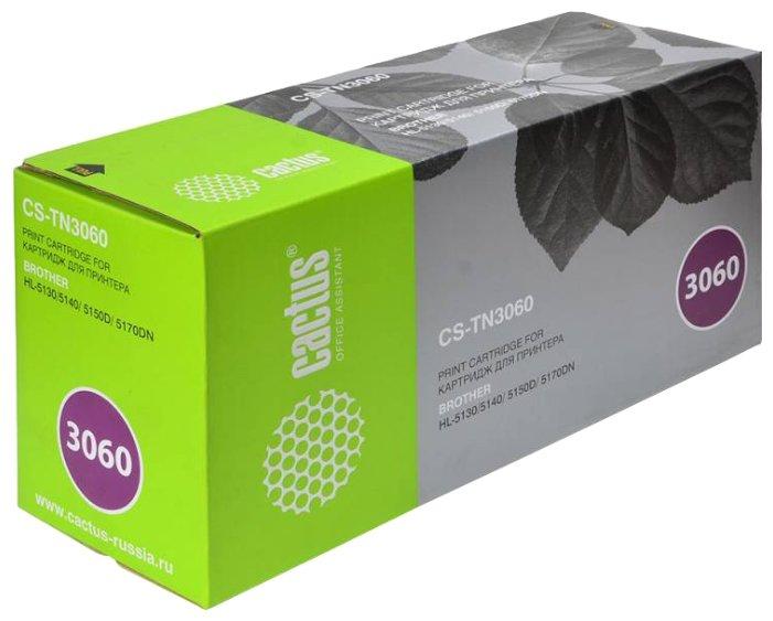 Картридж cactus CS-TN3060, совместимый — купить по выгодной цене на Яндекс.Маркете