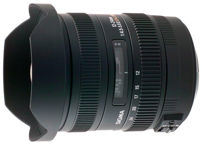 Sigma AF 12-24mm f/4.5-5.6 DG HSM II Canon EF