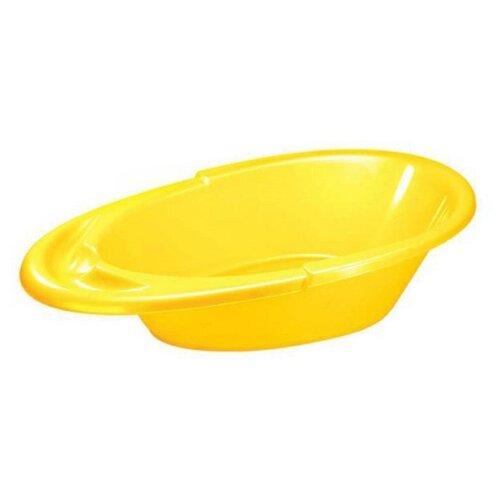 Купить Ванночка 940х540х270 Бытпласт желтый, Ванночки
