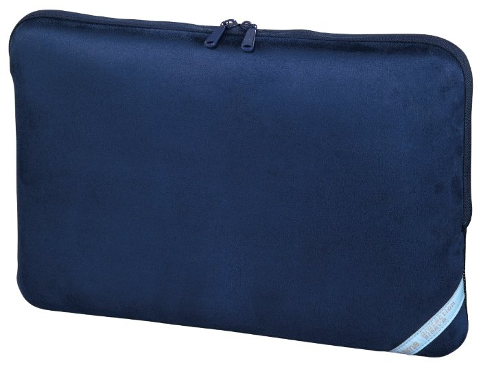 HAMA Velour Style Notebook Sleeve 15.6