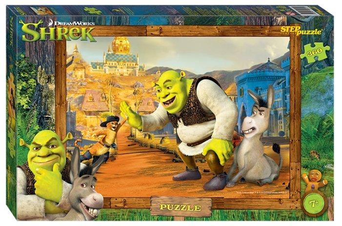 Пазл Step puzzle DreamWorks Shrek (96040), 360 дет.
