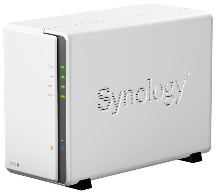 Сетевой накопитель (NAS) Synology DS213j