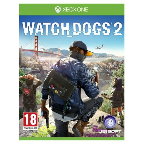 Игра для Xbox ONE Watch Dogs 2