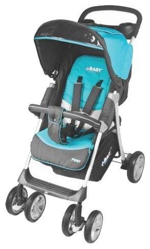 Прогулочная коляска Baby Design Pony