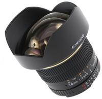Объектив Samyang 14mm f/2.8 ED AS IF UMC Nikon F
