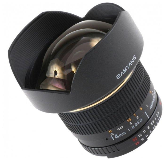 Samyang Объектив Samyang 14mm f/2.8 ED AS IF UMC AE Nikon F