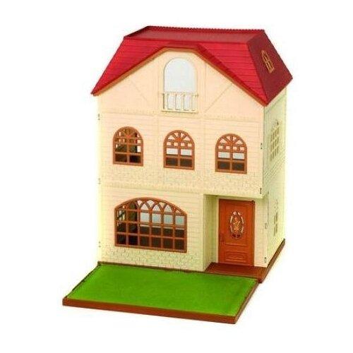 Купить Игровой набор Sylvanian Families Трехэтажный дом 2745/4755, Игровые наборы и фигурки