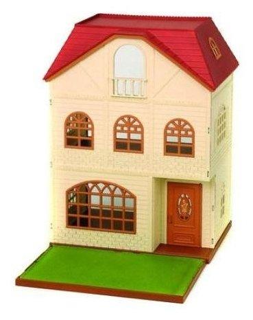 Игровой набор Sylvanian Families Трехэтажный дом 2745/4755