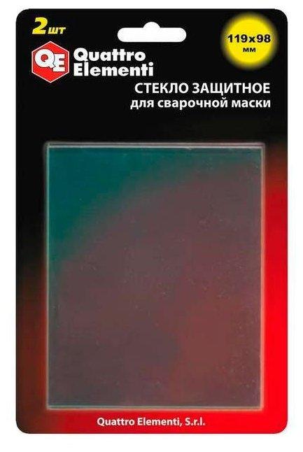 Защитное стекло Quattro Elementi 119×98
