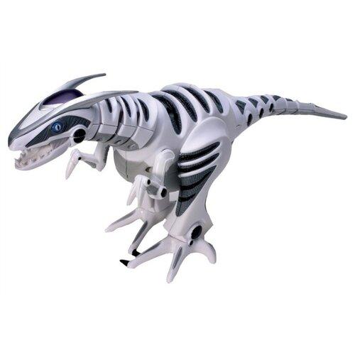 цена на Интерактивная игрушка робот WowWee Mini Roboraptor белый