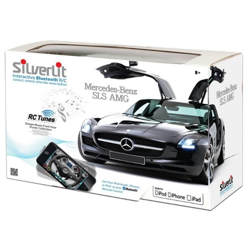 Легковой автомобиль Silverlit iConnect Mercedes-Benz SLS AMG (86074) 1:16