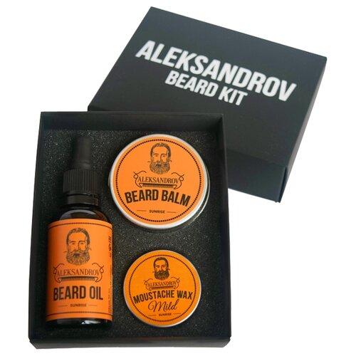 ALEKSANDROV Набор для бороды №01