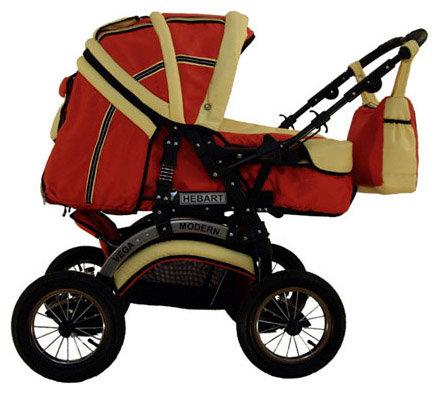 Прогулочная коляска Hebart Vega Modern