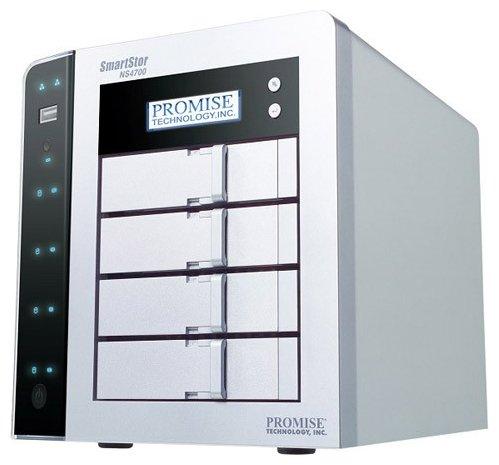 Сетевой накопитель (NAS) PROMISE SmartStor NS4700