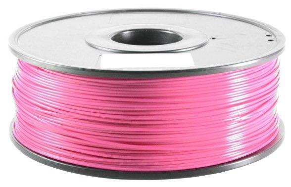 ABS пруток FL-33 1.75 мм розовый