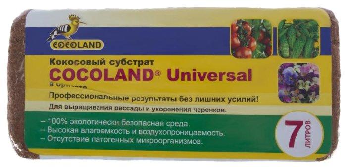Субстрат кокосовый Cocoland Universal 7л