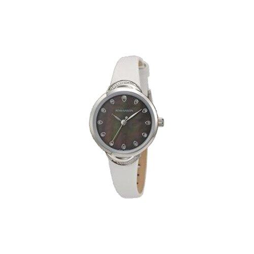 Наручные часы ROMANSON RL4203QLW(BK)WH наручные часы romanson rl2605tlw wh bk