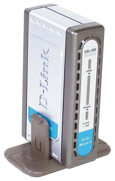 D-link DSL-200 (v.B1)