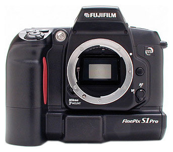 Фотоаппарат Fujifilm FinePix S1 Pro Body