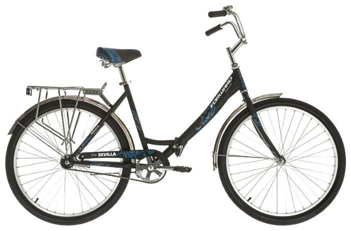 Велосипед для взрослых FORWARD Sevilla 1.0 (2018)