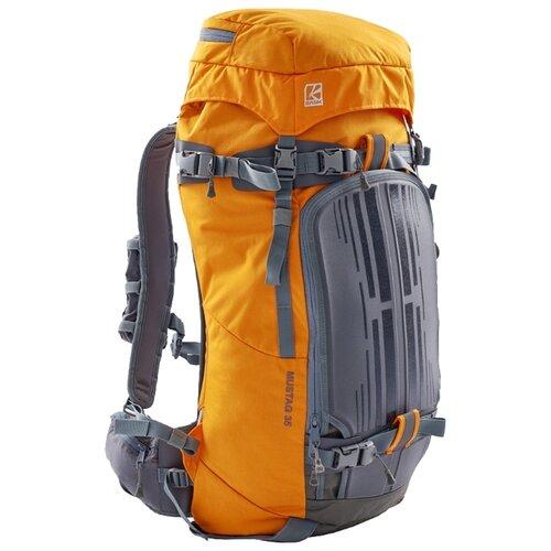 цена на Рюкзак BASK Mustag 35 orange/grey