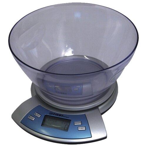 Кухонные весы FIRST AUSTRIA 6406 silver недорого