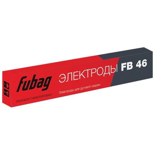 Электроды для ручной дуговой сварки Fubag FB46 3мм 0.9кгЭлектроды<br>