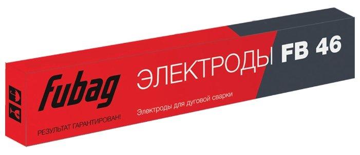 Электроды для ручной дуговой сварки Fubag FB46 3мм 0.9кг