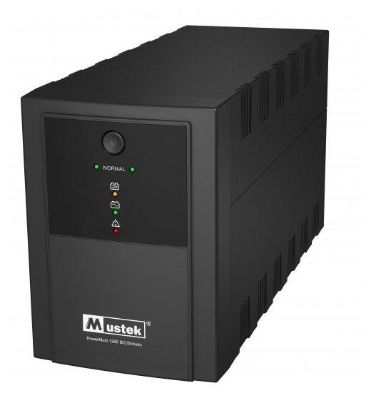 Mustek PowerMust 1260 IEC/Schuko