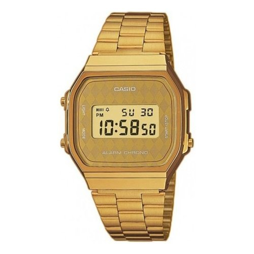 Наручные часы CASIO A-168WG-9B цена 2017