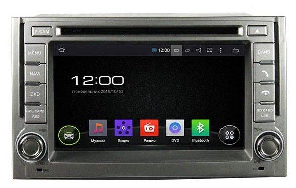 FarCar s130 Hyundai Starex H1 2007+ Android (R233)