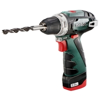 Дрель-шуруповерт metabo PowerMaxx BS 2014 Basic 2.0Ah x2 Case