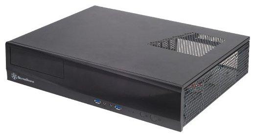 SilverStone Компьютерный корпус SilverStone ML03B Black