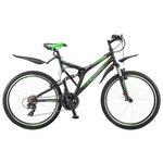 Горный (MTB) велосипед STELS Crosswind 26 21-sp Z010 (2018)