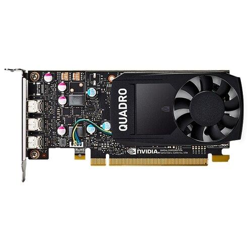 Видеокарта PNY Quadro P400 PCI-E 3.0 2048Mb 64 bit HDCP (VCQP400-PB) Bulk