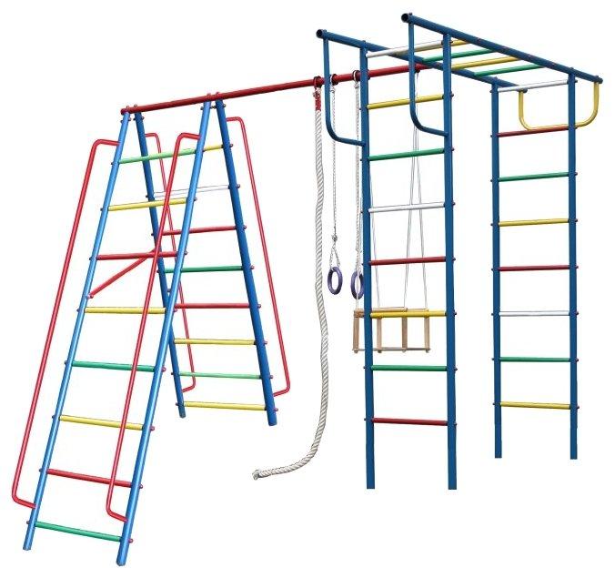 Спортивно-игровой комплекс Вертикаль А1+П