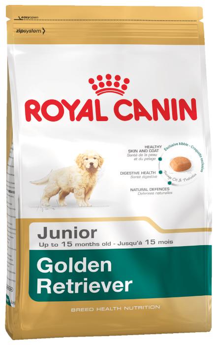 Корм для собак Royal Canin Golden Retriever Junior