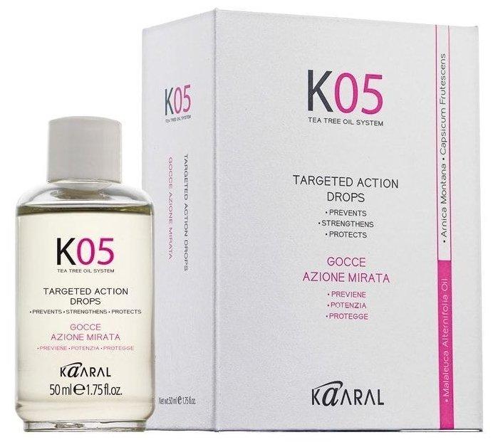 Купить Kaaral K-05 Капли против выпадения волос направленного действия, 50 мл по низкой цене с доставкой из Яндекс.Маркета (бывший Беру)